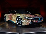 2016 BMW i8 Futurism Edition by Garage Italia Customs