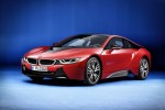 BMW Presents i8 Protonic Red Special Edition