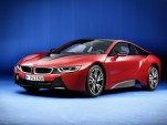 BMW i8 plug-in hybrid coupe to get longer range, other updates: report