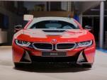 BMW i8 Protonic Red Special Edition, 2016 Geneva Motor Show