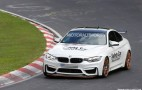2016 BMW M4 GTS Spy Shots And Video