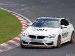 2016 BMW M4 GTS spy shots - Image via S. Baldauf/SB-Medien