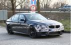2014 BMW M5 Spy Shots