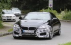 2016 BMW M6 Spy Shots