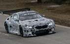 2016 BMW M6 GT3 Race Car Starts Testing