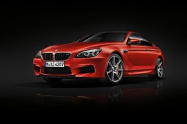 2016 BMW M6 Competition Package