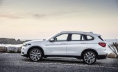 2017 BMW X1 Pictures