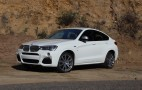 2016 BMW X4 M40i first drive review