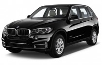 2016 BMW X5 AWD 4-door xDrive35d Angular Front Exterior View