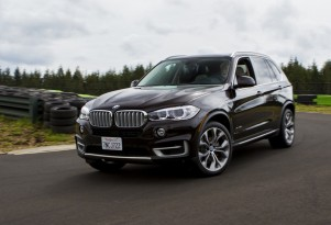 2016 BMW X5 xDrive40e  -  first drive review, May 2016