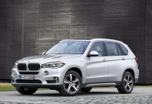 2016 BMW X5 xDrive 40e Plug-In Hybrid SUV Starts At $63,095
