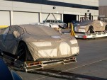 2016 Bugatti Chiron spy shots - Image via hungry_penguin