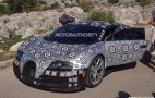 Bugatti Veyron Successor To Do 0-60 MPH In 2.0 Seconds: Report
