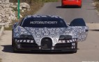 More Details On 1,500-Horsepower Bugatti Veyron Successor