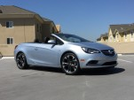 2016 Buick Cascada  -  second drive report