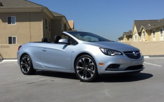 2016 Buick Cascada second drive review