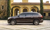 2017 Buick Enclave Pictures