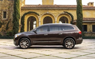 2016 Chevrolet Traverse, GMC Acadia, Buick Enclave Recalled For Serious Fire Risk