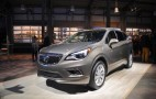 2016 Buick Envision Coming Next Summer… From China: Live Photos And Video