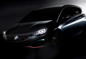 2016 Buick Verano GS (Chinese spec)