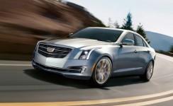 2016 Cadillac ATS Photos