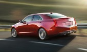 2016 Cadillac ATS Pictures