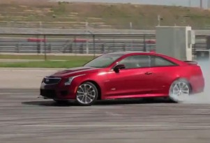 2016 Cadillac ATS-V first drive preview