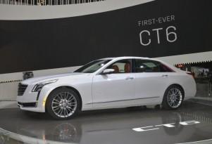 2016 Cadillac CT6, 2015 New York Auto Show
