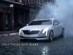 2016 Cadillac CT6 in new spot 'The Daring: No Regrets'