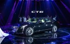 2016 Cadillac CT6 Plug-In Hybrid Debuts At 2015 Shanghai Auto Show