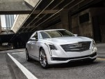 2017 Cadillac CT6 Plug-In Hybrid To Be Imported From China To U.S.