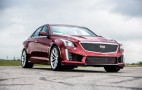 Watch Hennessey put its 750-hp Cadillac CTS-V through its paces: Video
