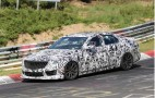 2016 Cadillac CTS-V Spy Video