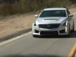 2016 Cadillac CTS-V visits Jay Leno's Garage