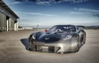 Callaway Unveils GT3-Spec Corvette Racer: Video