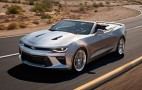 2016 Chevrolet Camaro Convertible Leaked Ahead Of June 24 Reveal: Video