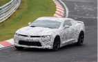 2016 Chevrolet Camaro Spy Video