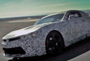 2016 Chevrolet Camaro teased in 500,000th fifth-generation promo