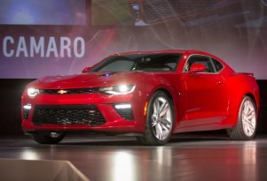 2016 Chevrolet Camaro Loses Weight, Adds Turbo Four For Fuel Economy
