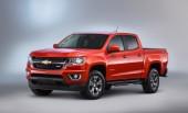 2016 Chevrolet Colorado Pictures