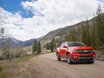 2016 Chevrolet Colorado Duramax diesel