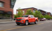 2016 Chevrolet Colorado Pictures