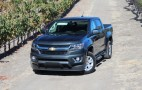 2016 Chevrolet Colorado Diesel: First Drive