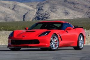 2016 Chevrolet Corvette Stingray upgraded with Corvette Z06 parts, 2015 SEMA show