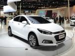 2016 Chevrolet Cruze (Chinese spec), 2014 Beijing Auto Show