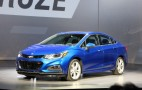 2016 Chevrolet Cruze Sedan Unveiled; 40-MPG Highway Rating Promised