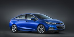2016 Chevrolet Cruze recalled to fix headlight problem