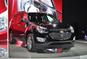 2016 Chevrolet Equinox Video