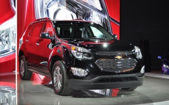 2016 Chevrolet Equinox Video