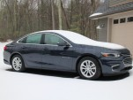 2016 Chevrolet Malibu Hybrid, Catskill Mountains, NY, Dec 2015